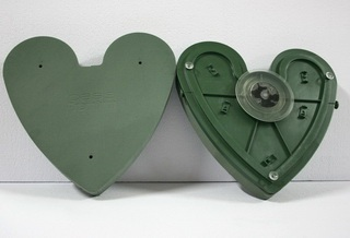 OASIS® Auto szív vacuum 42cm+ 2db cserebetét