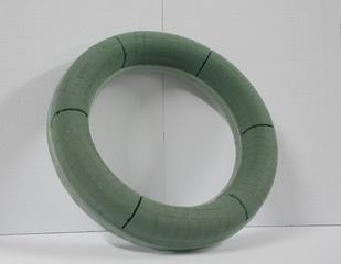 OASIS® ECObase PRAKTIKA 52cm-es  koszorú
