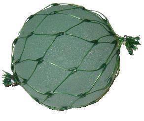 12cm OASIS® hálós gömb