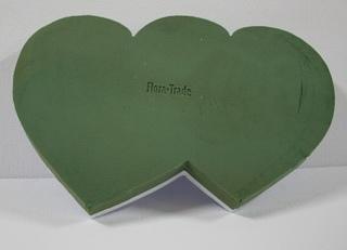 Flora dupla szív