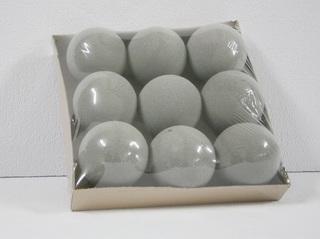 10cm-es száraz gömb